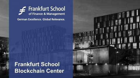 New Frankfurt School Blockchain Center Working Paper