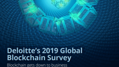 New Report: Deloitte's 2019 Global Blockchain Survey