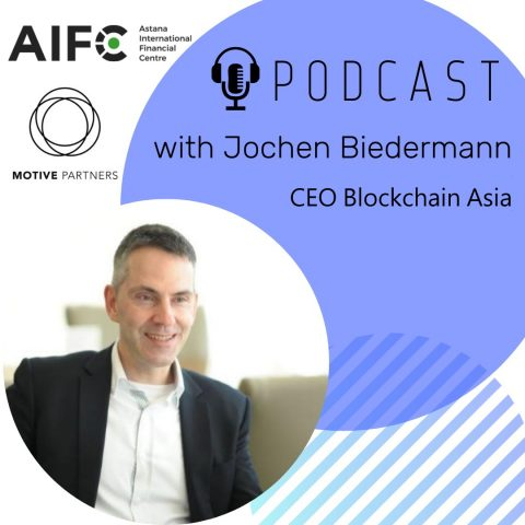 The Future of Finance: Podcast with our CEO Dr. Jochen Biedermann